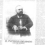 Patricio Delgado Luaces (1850-1900)