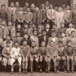 1º de Latín, curso 1953-1954