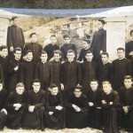 Curso 1957-1958. Alumnos de 5º de Latín