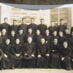 Curso 1959-60. Alumnos de 2º de Filosofía