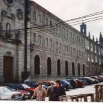 Fachada del Seminario de Santa Catalina