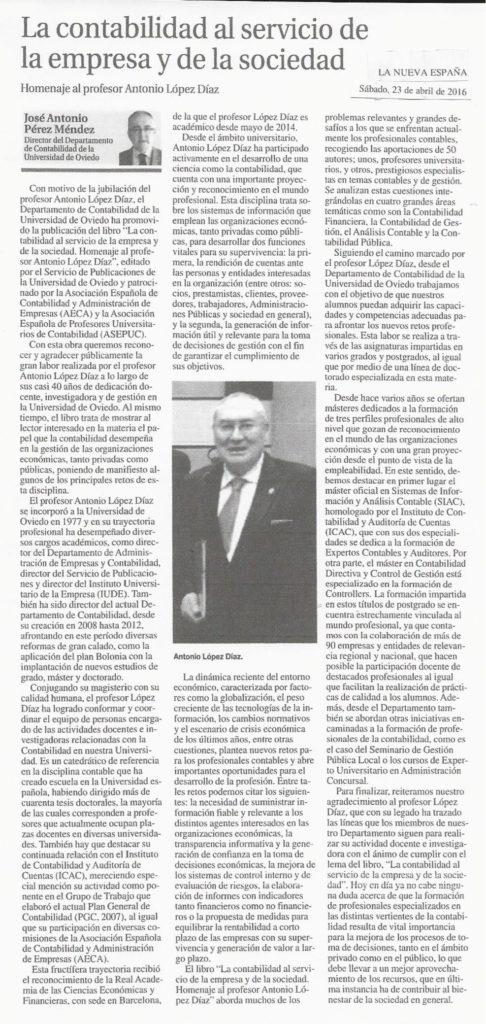 Artículo NuevaEspaña